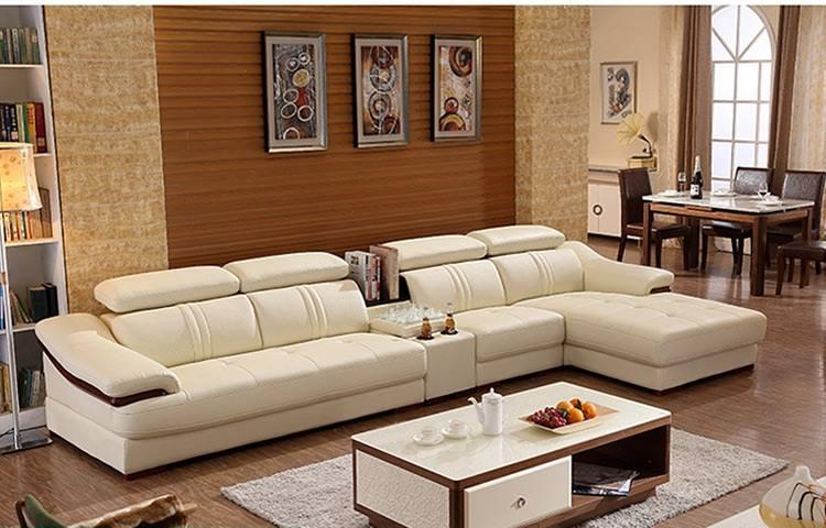 Thiết kế kệ sofa giá rẻ tăng thêm độ sang chảnh cho phòng khách P5