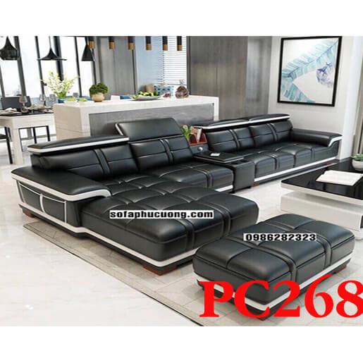 Cách chọn mua sofa da cao cấp TP HCM P6