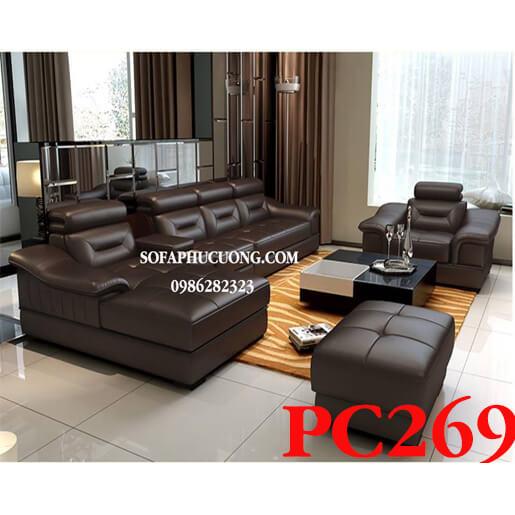 Tìm hiểu đầy đủ nhất về ghế sofa da châu Âu P4