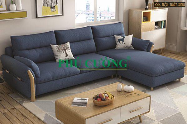 Sofa đẹp kiểu dáng phải phù hợp