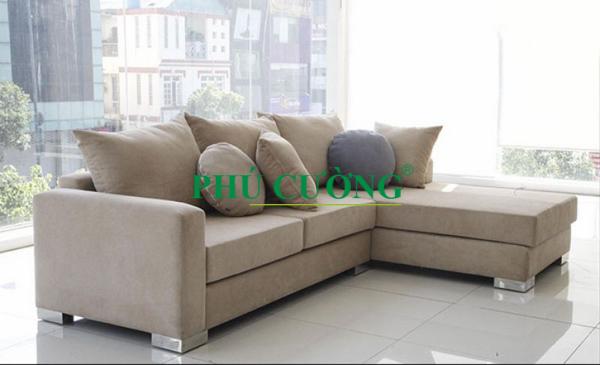 Chỉ tay cách giặt sofa vải bố bền đẹp như chuyên gia