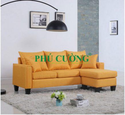 Chọn sofa hợp với kích thước phòng khách