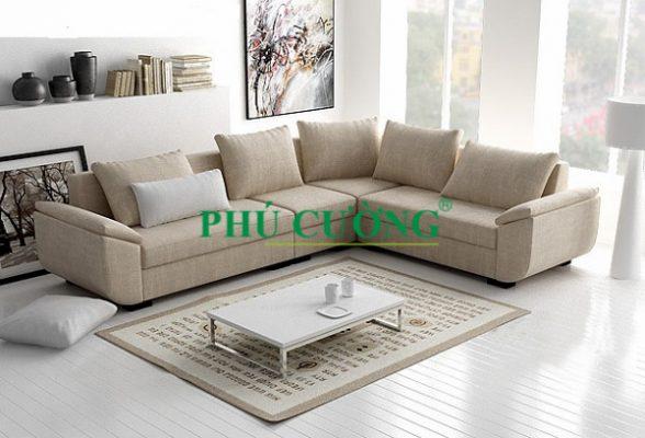 Những điều cần biết khi chọn mua sofa vải bố cao cấp cho gia đình 1