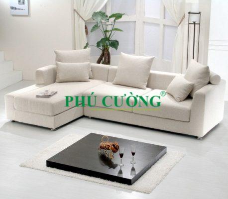 Vải bố bọc ghế sofa là gì? Vì sao nên chọn sofa vải bố cho căn hộ chung cư? 2
