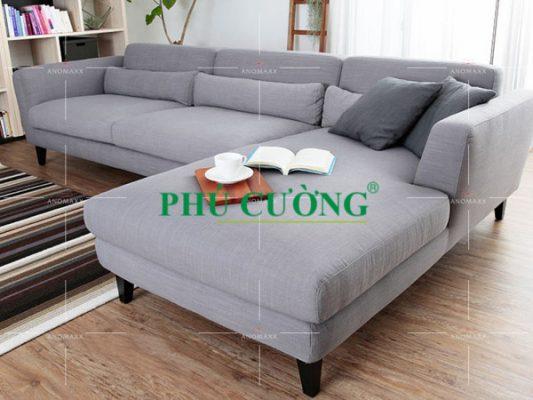 Vì sao nên chọn ghế sofa nỉ Hậu Giang cho phòng khách gia đình mình? 2
