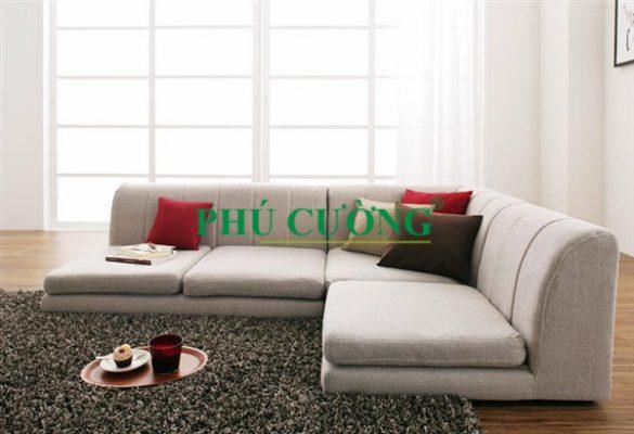 Chỉ tay cách giặt sofa vải bố bền đẹp như chuyên gia 1