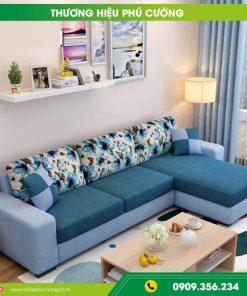 Tuyệt chiêu chọn ghế sofa mini cho phòng khách nhỏ gọn 3
