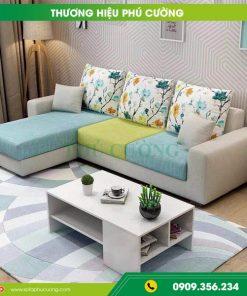 Tuyệt chiêu chọn ghế sofa mini cho phòng khách nhỏ gọn 2