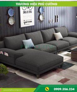 Sự ưu việt của ghế sofa chữ U cho không gian phòng khách rộng 3