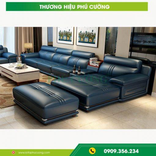 Cách phân biệt sofa bộ đẹp được bọc bằng chất liệu da bò và da trâu 3