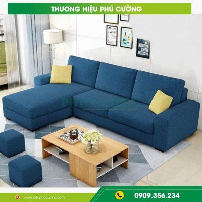 Bảng giá sofa bọc vải bố chất lượng cao tại Nội thất Phú Cường 2