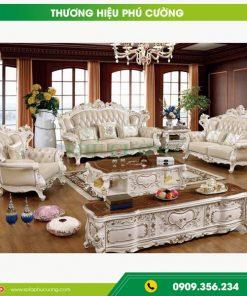 Giá trị mà sofa cổ điển hoàng gia mang tới cho gia đình bạn 2