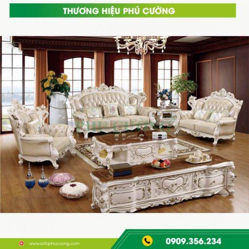 """Thận trọng khi mua ghế sofa tân cổ điển, kẻo mua phải """"hàng mã"""" 2"""