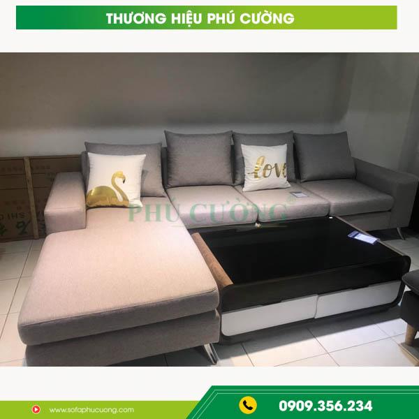 Nhu cầu sử dụng sofa nỉ văng ngày càng gia tăng tại TP Hồ Chí Minh 1