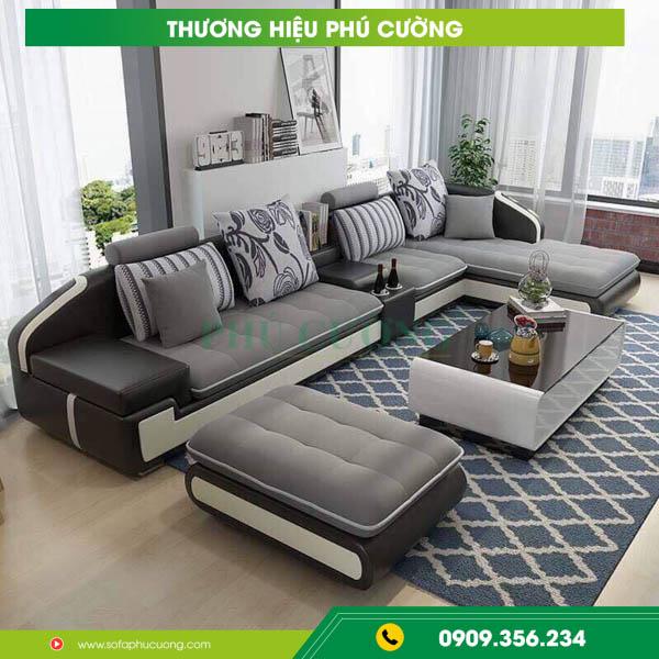 Những lý do khiến bạn nên chọn mua sofa simili giả da