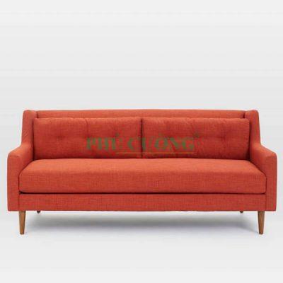 Top 6 mẫu ghế sofa màu cam giúp không gian phòng khách nổi bật 3