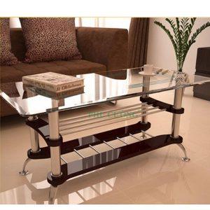 Những mẫu bàn kính sofa nhập khẩu có tại Nội thất Phú Cường
