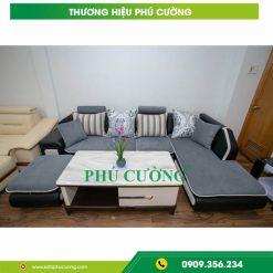Sofa đẹp Biên Hòa màu xanh - Xu hướng nội thất nổi bật năm 2019 3