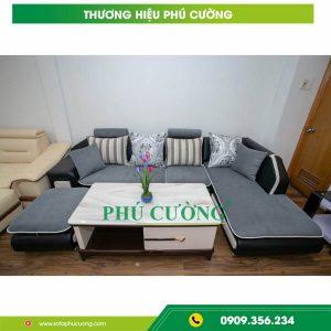 Có nên mua ghế sofa Đồng Nai chất liệu da công nghiệp hay không 2