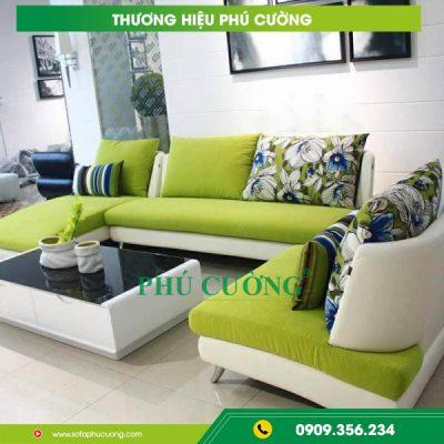 Có nên mua ghế sofa Đồng Nai chất liệu da công nghiệp hay không?