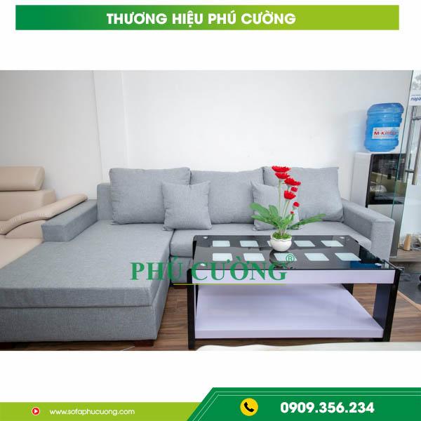 Sofa đẹp Biên Hòa màu xanh - Xu hướng nội thất nổi bật năm 2019 1