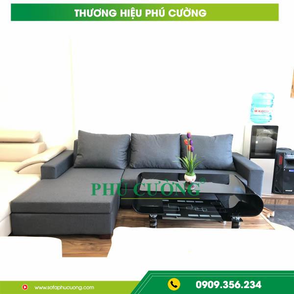 Sofa đẹp Biên Hòa màu xanh - Xu hướng nội thất nổi bật năm 2019 2