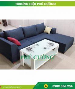 Ưu điểm nổi trội của sofa vải bố nhập khẩu trên thị trường hiện nay 2
