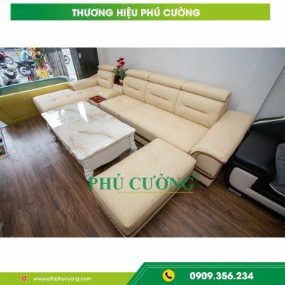 Phối hợp ghế sofa Bình Dương bên trong phòng khách đẹp nhất