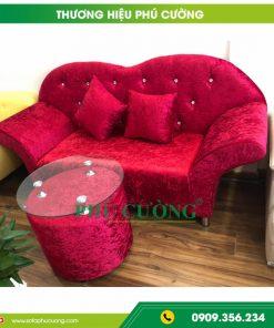 Chọn và sử dụng ghế sofa vải nhung cho thời tiết nồm ẩm 3