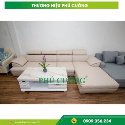 Tinh tường trong việc mua sofa nỉ chữ L cao cấp cho phòng khách 3