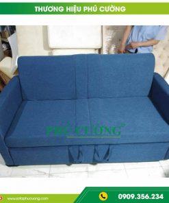 5 tiêu chí chọn sofa bed đẹp bọc da chất lượng cho phòng khách 1