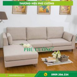 """Cách bày trí ghế sofa đẹp hiện đại với thế """"tựa lưng vào núi"""" 2"""