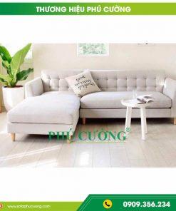 Cần chú ý những điểm gì khi mua sofa vải nhập khẩu cho phòng khách