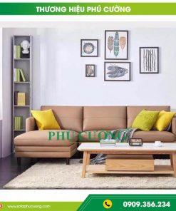 Cách trang trí ghế sofa đẹp Đà Nẵng bằng gối tựa lưng 2