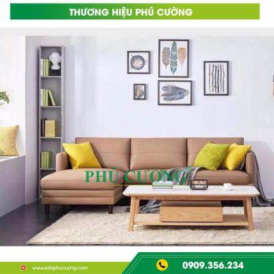 Hướng dẫn cách giặt sofa quận 6 chất liệu vải bố an toàn, tiết kiệm 2