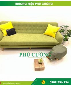 So sánh sự khác nhau giữa sofa nỉ đẹp và sofa vải đẹp 2