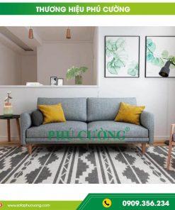 Các mẫu sofa nỉ đẹp giá rẻ đáng đồng tiền bát gạo 3