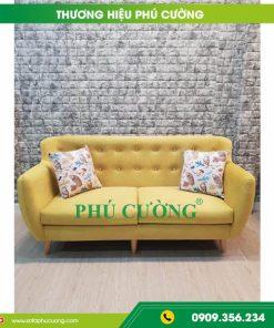 Nên hay không nên mua vải bố nhung bọc sofa?