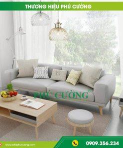 Cách vệ sinh ghế sofa nỉ đơn giản nhanh chóng 3