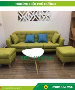 Cách vệ sinh ghế sofa vải bố đơn giản tại nhà bạn nên biết 2
