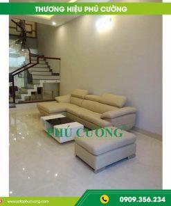 Cách chọn lựa sofa nhập khẩu hcm chất liệu vải cho phòng khách 1