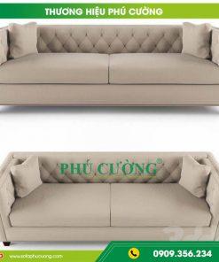 Cách vệ sinh ghế sofa nỉ đơn giản nhanh chóng