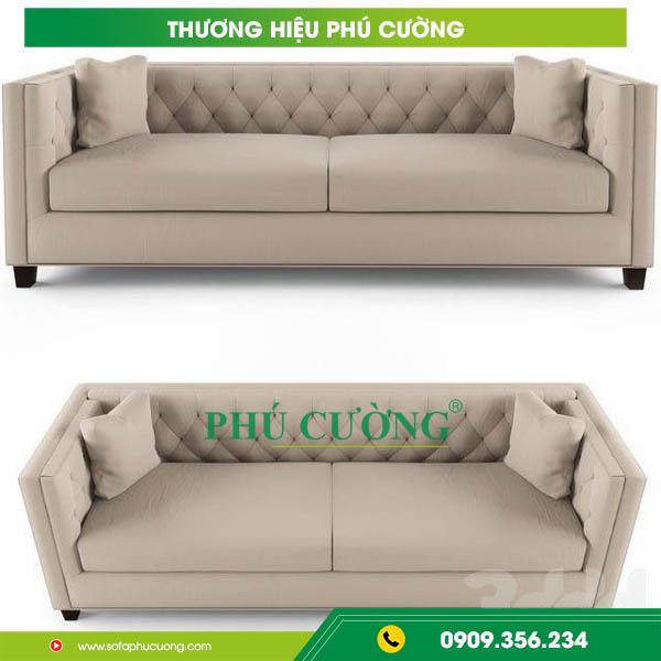 3 kiểu dáng sofa đẹp Gò Vấp thông dụng trên thị trường nội thất 2