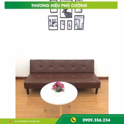 Đặc điểm nhận dạng sofa giường da nhập khẩu chất lượng cao