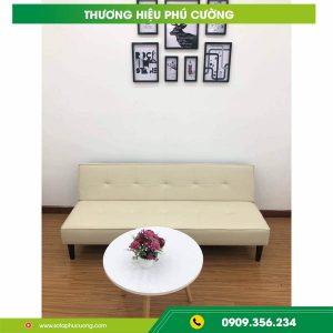 Kinh nghiệm mua giường gấp thành ghế sofa chất liệu gỗ 2