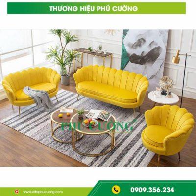 Cách chọn sofa cho chung cư nhỏ cho gia chủ mệnh Kim