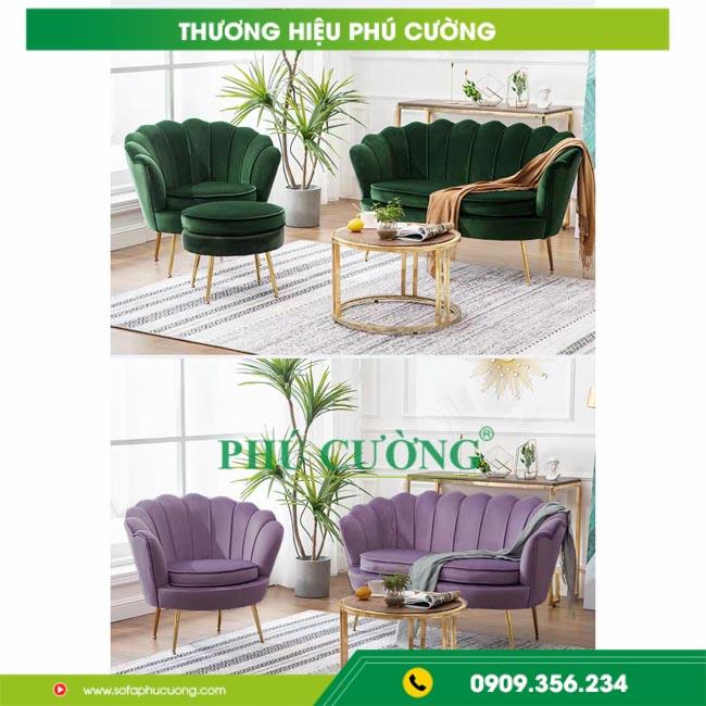 Ưu điểm tuyệt vời của sofa đơn đẹp khiến khách hàng chao đảo 3