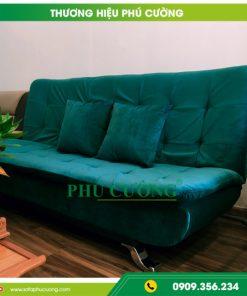 Những lý do bạn nên chọn sofa biến thành giường tại Nội thất Phú Cường