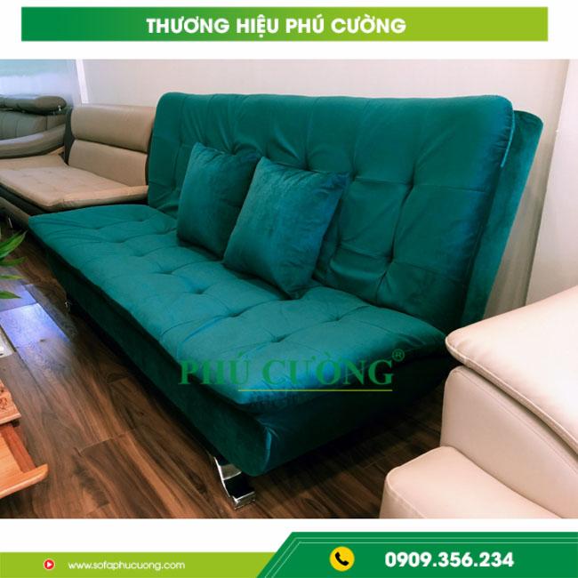 Những lý do bạn nên chọn sofa biến thành giường tại Nội thất Phú Cường 1