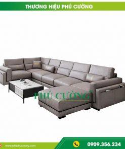 Kinh nghiệm mua sofa phòng ngủ nhỏ chất liệu da bạn cần nắm rõ